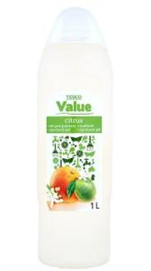 Tesco Value Citrus Tusfürdő