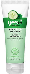 Yes To Cucumbers Volumising Shampoo