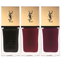 Yves Saint Laurent La Laque Couture Vinyl Cream Fall 2016 Collection
