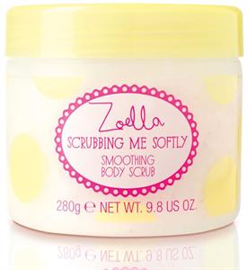 Zoella Beauty Tutti Fruity Scrubbing Me Softly Smoothing Body Scrub