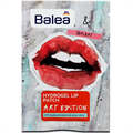 Balea & Pepi Art Hydrogel Lip Patch Art Edition
