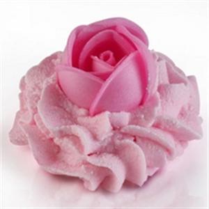 Bomb Cosmetics Pink Flower Fürdőlinzer