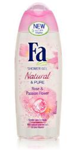 Fa Natural&Pure Rose&Passion Flower Tusfürdő