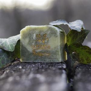 Fufenka Manufaktúra Gyógynövény Ölelés Zöld Színű Csábítás Szappan