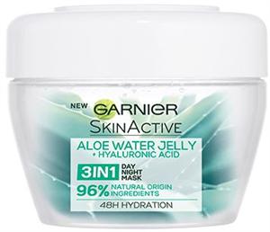 Garnier Skin Active 3 in 1 Aloe Water Jelly + Hyaluronic Acid 3 In 1