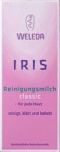 Weleda Iris Arclemosó Tej