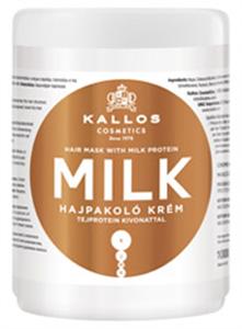 Kallos Milk Hajpakoló Krém Tejprotein Kivonattal