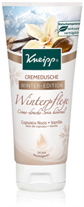 Kneipp Winterpflege Cremedusche - Cupuacu Nuss, Vanille