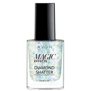 Avon Magic Effects Gyémántfény Hatású Fedőlakk