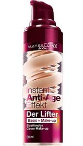 Maybelline Anti-Age Basis + Make-Up