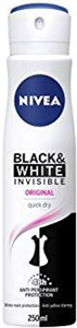 Nivea Black & White Original Deo Spray
