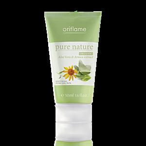 Oriflame Pure Nature 80%-os Zselé Aloe Verával és Árnikával