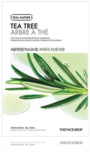 Thefaceshop Real Nature Tea Tree Face Mask