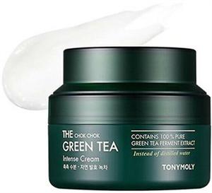 Tonymoly The Chok Chok Green Tea Intense Cream