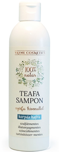 Vayne Cosmetics Teafa Sampon Korpás Hajra