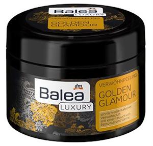 Balea Golden Glamour Bőrradír