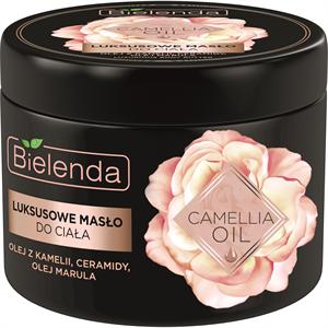 Bielenda Camellia Oil Luxus Testápoló Vaj