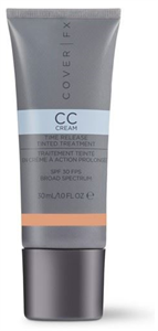 Cover FX CC Cream Time Release Tinted Treatment SPF30