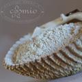 Cosmio Fehér Agyag (Kaolin)