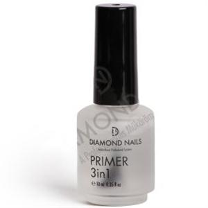 Diamond Nails 3in1 Primer Előkészítő Folyadék
