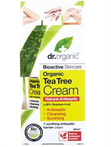 Dr. Organic Bio Teafa Antiszeptikus Krém