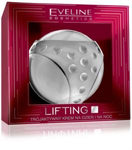 Eveline Lifting Hármas Hatású Nappali-Éjszakai Krém