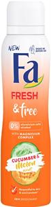Fa Fresh & Free Cucumber-Melon Deo Spray