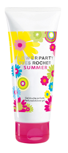 Yves Rocher Flowerparty Summer Parfüm Tusfürdő
