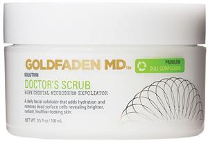 Goldfaden MD Doctor's Scrub Ruby Crystal Microderm Exfoliator