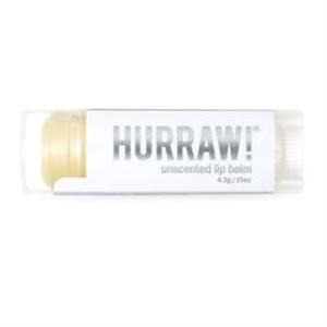 Hurraw! Unscented Lip Balm