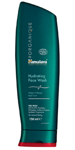 Organique by Himalaya Hydrating Face Wash