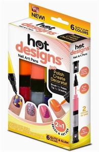 JML Hot Designs Nail Art Pens