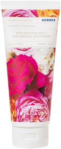 Korres Japanese Rose Body Milk Testápoló