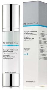 MD Formula P.H.D Cell Renewal Regeneráló Éjszakai Krém