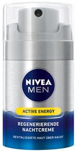 Nivea Men Active Energy Regeneráló Éjszakai Krém