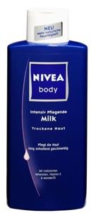 Nivea Intenzív Testápoló Tej (régi)