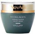 Oriflame NovAge Ecollagen Wrinkle Power Ránctalanító Éjszakai Krém