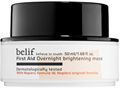 Belif Overnight Brightening Mask