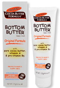 Palmer's Bottom Butter Kakaóvajas Popsikenőcs
