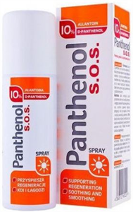 Pamex Panthenol 10% Sos Spray