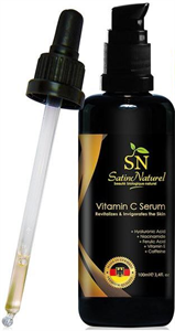 SatinNaturel Vitamin C Szérum 21%