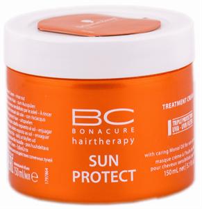 Schwarzkopf Bonacure Sun Protect Hajpakolás