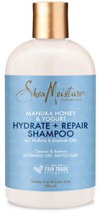Shea Moisture Manuka Honey & Yogurt Hydrate & Repair Sampon