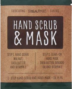 The Beauty Dept Hand Scrub & Mask