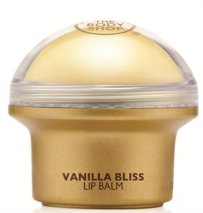 The Body Shop Vanilla Bliss Vaníliás Ajakápoló