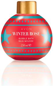 Avon Winter Rose Habfürdő Rózsa Illattal