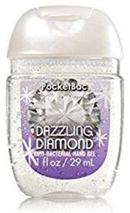 Bath & Body Works Pocketbac Dazzling Diamond Anti-Bacterial Hand Gel