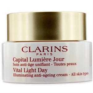 Clarins Vital Light Bőrmegvilágító Öregedésgátló Nappali Krém