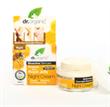 dr. Organic Éjszakai Krém Bio Méhpempővel