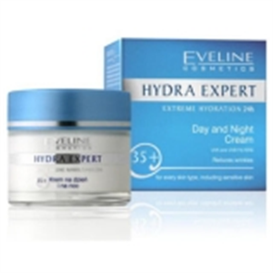 Eveline Hydra Expert 35+ Nappali és Éjszakai Krém